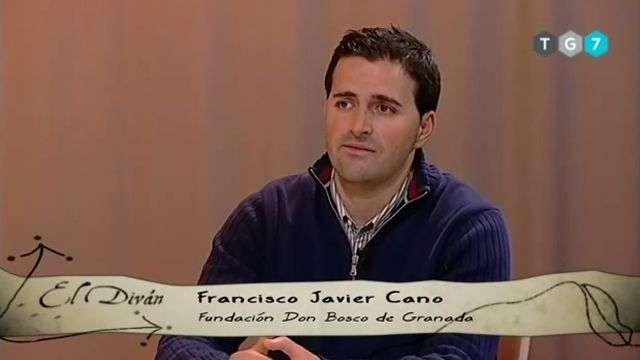 «El Diván» Entrevista a Javier Cano, Fundación Don Bosco Granada