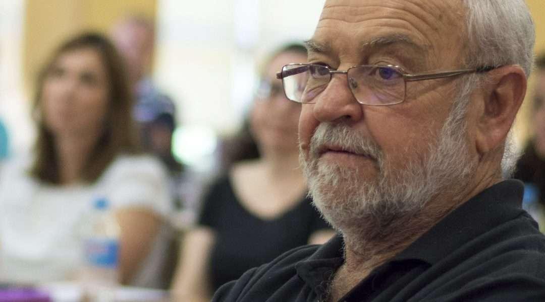 Pepe González reconocido con el Premio Amparo Cano por el PSOE Ciudad de Jaén