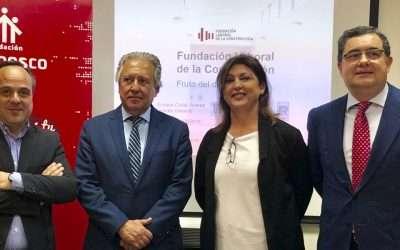 La Fundación Laboral y la Fundación Don Bosco firman un acuerdo para mejorar la empleabilidad de personas con riesgo de exclusión social