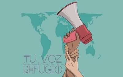 «Tu voz también es refugio», la campaña de las plataformas sociales salesianas por el Día de las Personas Refugiadas