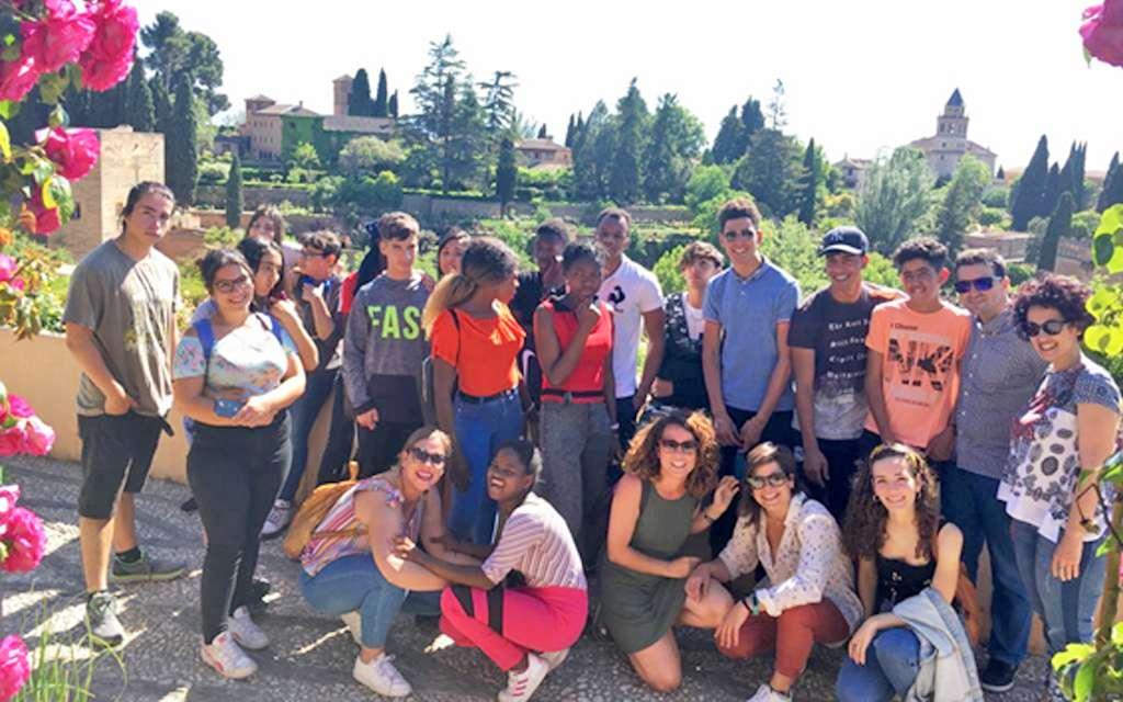Visita cultural a la Alhambra de Granada