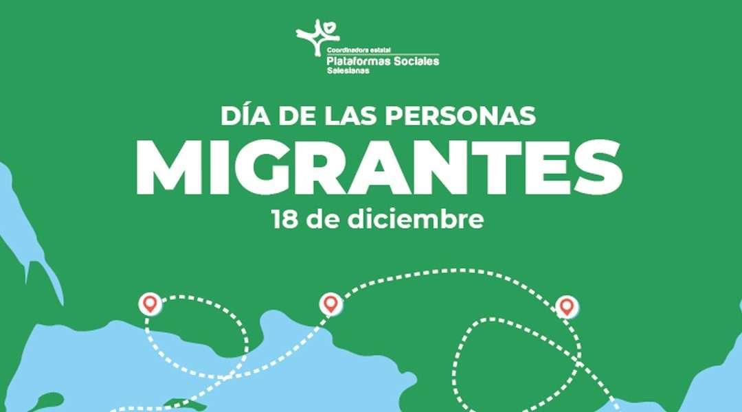 Por una sociedad que acoja al migrante