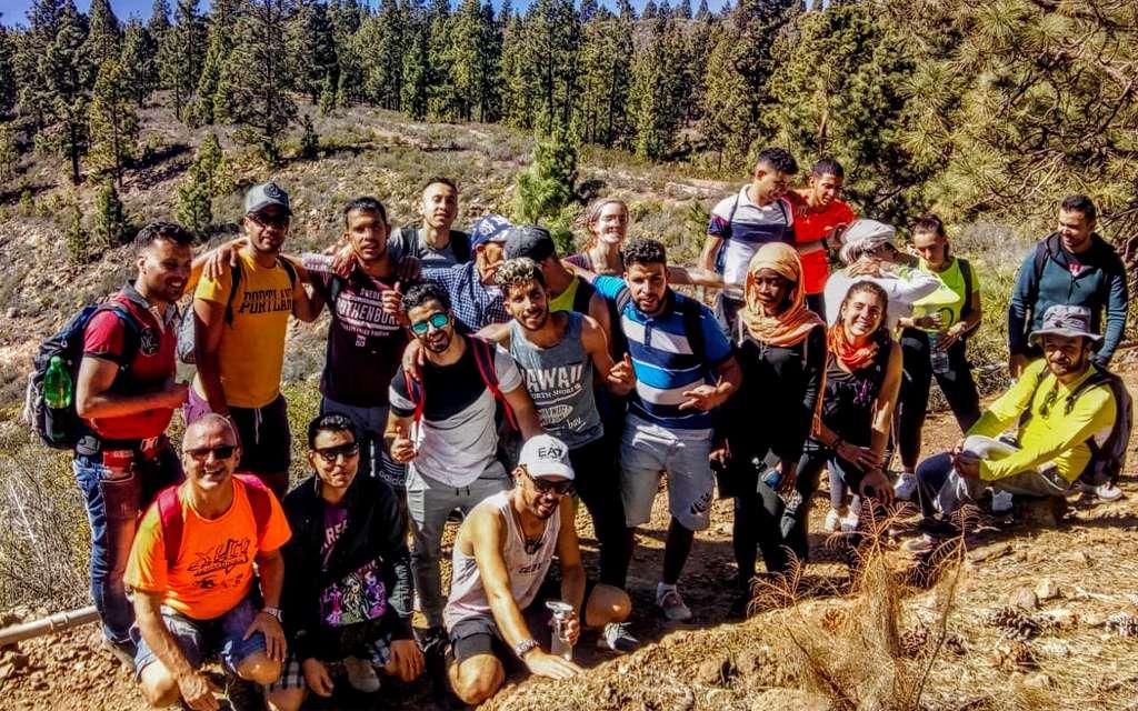 Proyecto «Acompañamiento a jóvenes» del Gobierno de Canarias