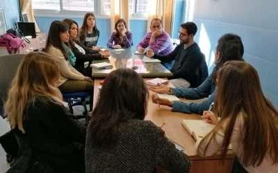 Trabajamos en red desde ERACIS de la Fundación Don Bosco en Sevilla