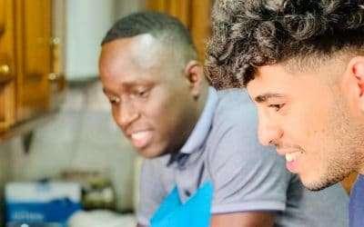 Las Plataformas Sociales Salesianas ponen el foco en la situación de las personas refugiadas en un contexto de empeoramiento social