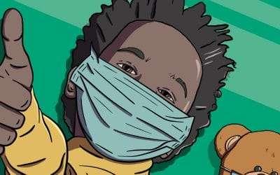 #AprendemosDeTi, una campaña para poner en valor el comportamiento ejemplar de los niños y niñas durante la pandemia