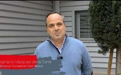 Ignacio Vázquez de la Torre, anuncia la constitución de Don Bosco Salesianos Social