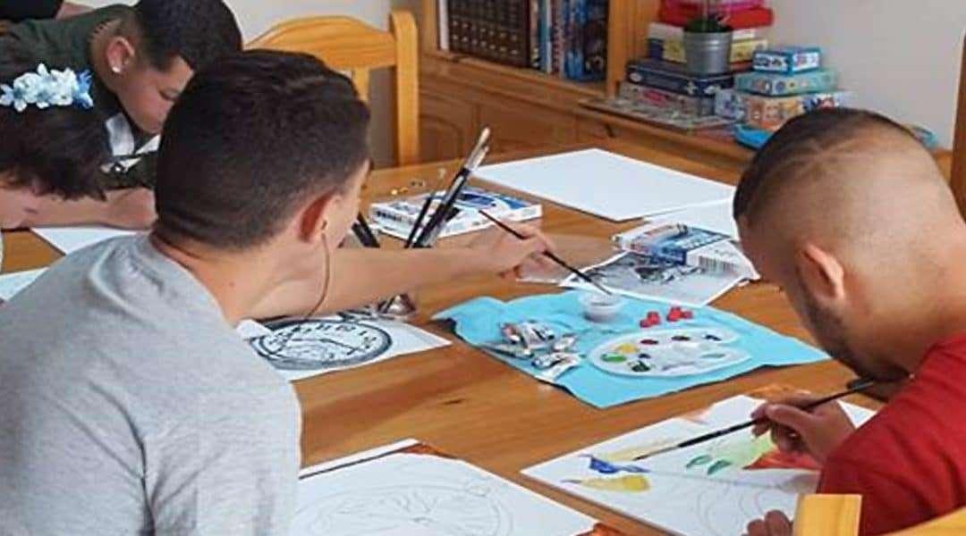 Finaliza el Proyecto «Servicio integrado de adolescentes»