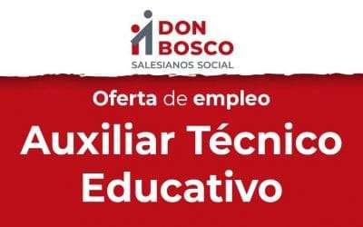 Oferta de empleo: Auxiliar Técnico Educativo – Huelva